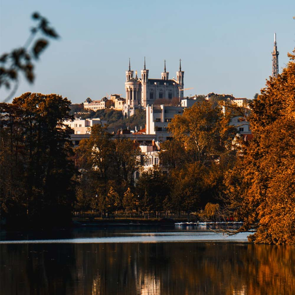 Fourvière à Lyon